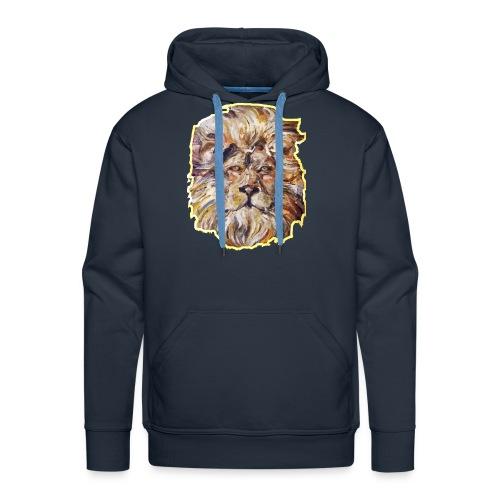 Sun Lion - Men's Premium Hoodie