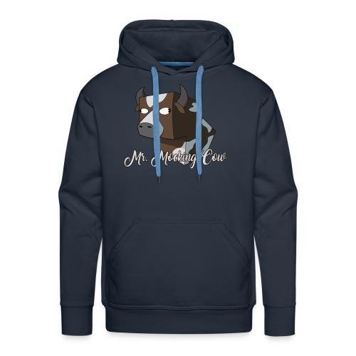 Mr. Mocking Cow - Men's Premium Hoodie