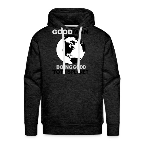 good man - Men's Premium Hoodie