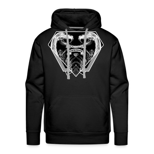 Cobra Designs Official Sweatshirt - Men's Premium Hoodie
