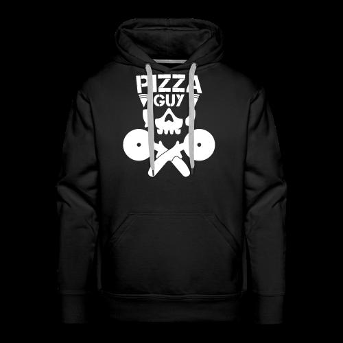 PizzaGuy Club Premium Hoodie - Men's Premium Hoodie