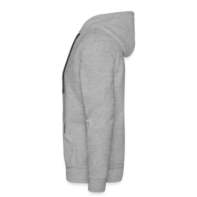 Grey esksfans premium hoodie