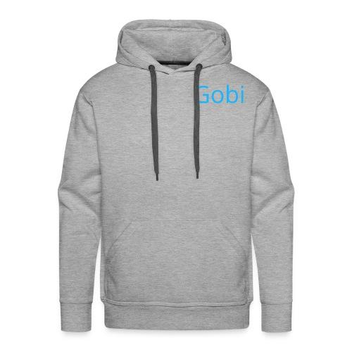 Gobi Hoodie |Man - Men's Premium Hoodie