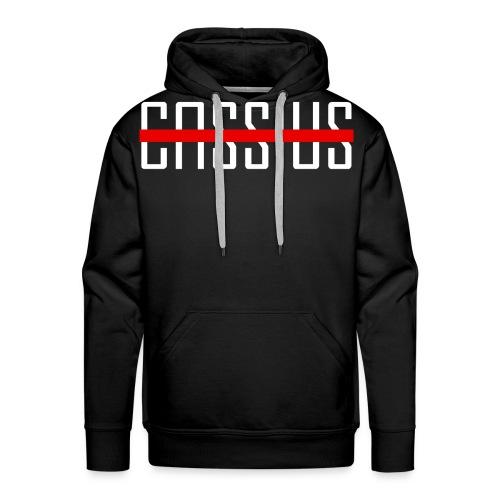 CASSIUS Black - Men's Premium Hoodie