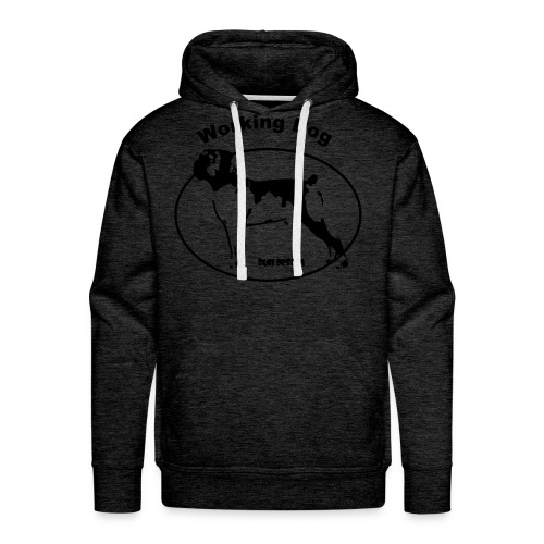South African Boerboel Sweater - Men's Premium Hoodie