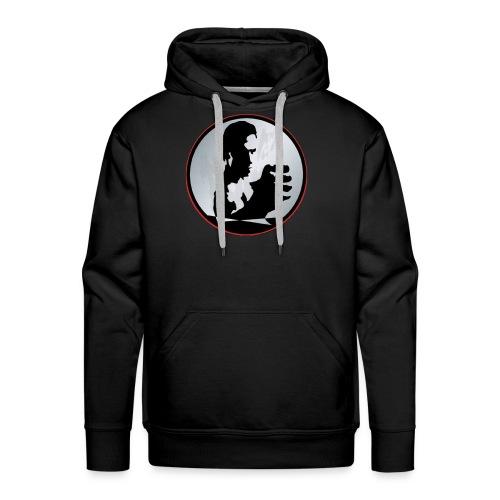 FitnessReality Hoodie - Men's Premium Hoodie