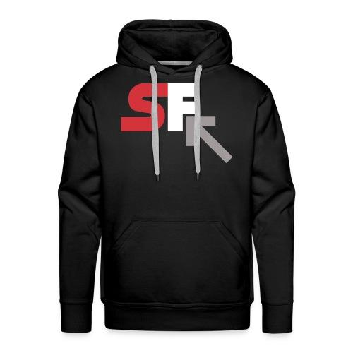 #SFDotNet Hoodie - Men's Premium Hoodie