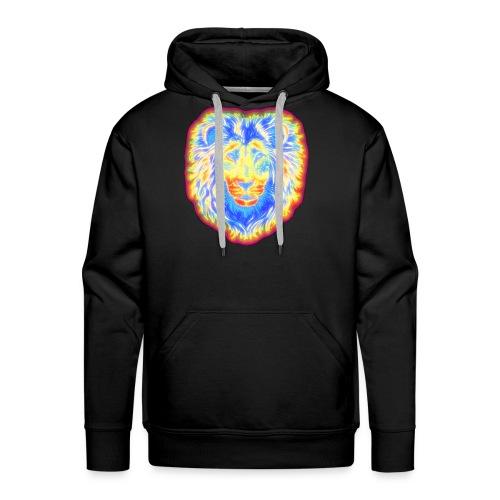 lion apocalypse - Men's Premium Hoodie