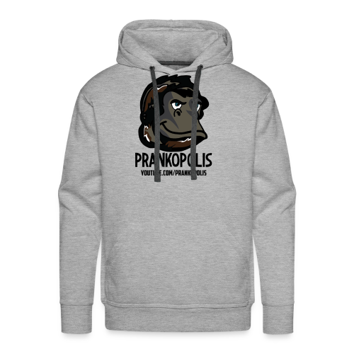 Men's Prankopolis Premium Hoodie - Men's Premium Hoodie