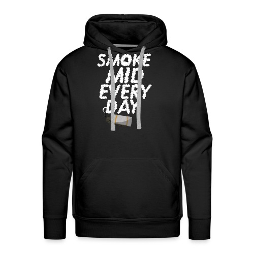 Smoke Mid Everyday Hoodie - Men's Premium Hoodie