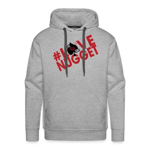 Men's Premium LoveNugget Hoodie - Men's Premium Hoodie