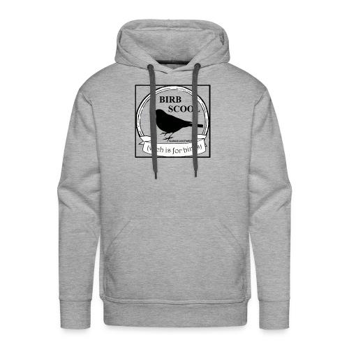 birb scool hood - Men's Premium Hoodie