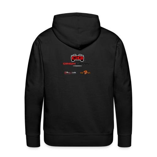 Shockzz Hoodie - Men's Premium Hoodie
