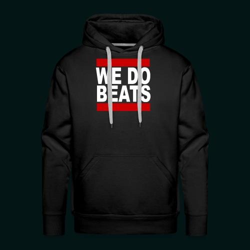 WeDoBeats Logo Hoodie - Men's Premium Hoodie