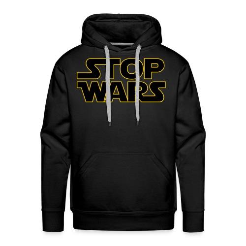 Stop Wars - Men's Premium Hoodie