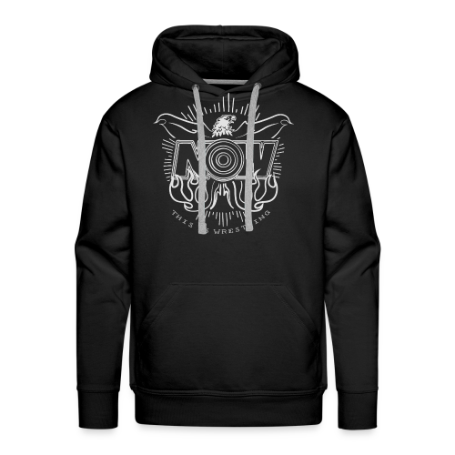 NOW Eagle premium hoodie - Men's Premium Hoodie