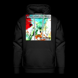 Receiver EP Cover Art Hooded (male fit) - Men's Premium Hoodie