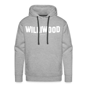 Williwood Design - free color selection - Men's Premium Hoodie
