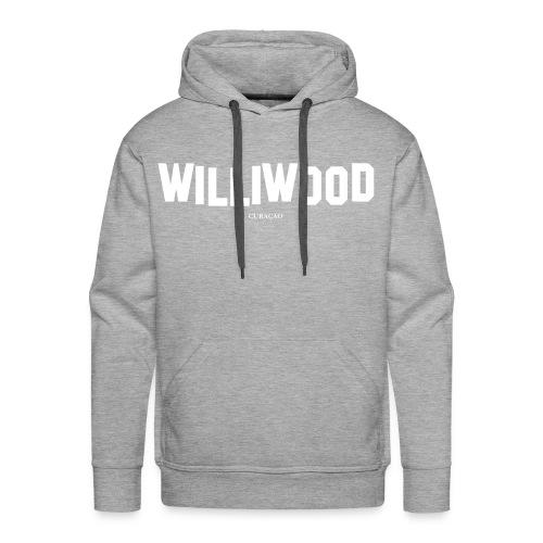 Williwood Design - free color selection - Men's Premium Hoodie