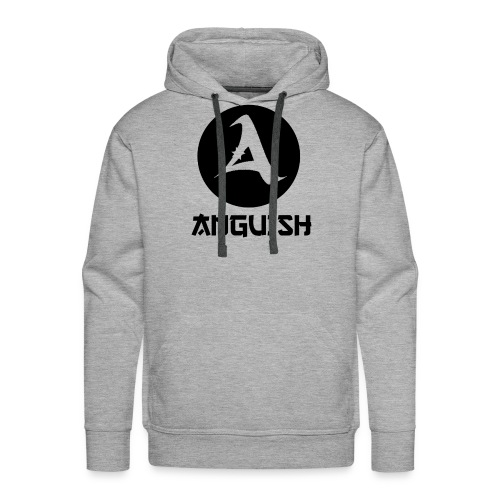Anguish Official Hoodie - Men's Premium Hoodie