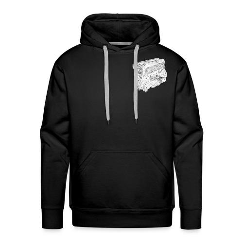 2JZ Hoodie - Men's Premium Hoodie