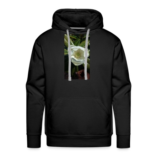 Flourish From Within Charcoal - Men's Premium Hoodie