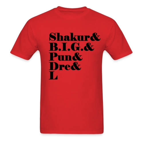 T.I.R. - & What Rappers - Men's T-Shirt