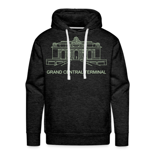 Grand Central Station New York - Men's Premium Hoodie
