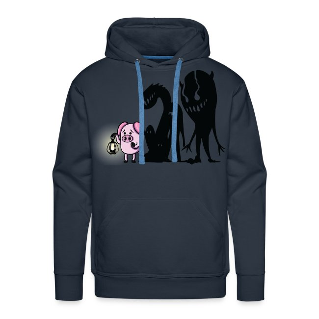 Men's Slapped Ham Monster Hoodie