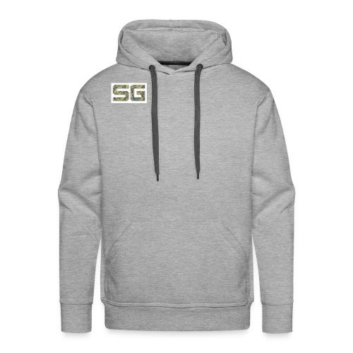 SG Sweater - Men's Premium Hoodie