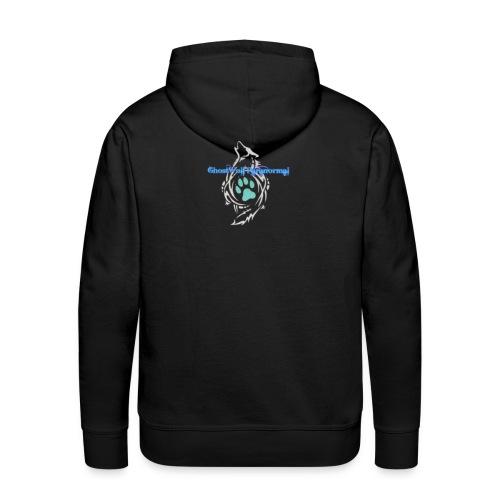 GhostWolf Team Hoodie - Men's Premium Hoodie