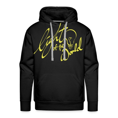 Light of the World Hoodie - Men's Premium Hoodie