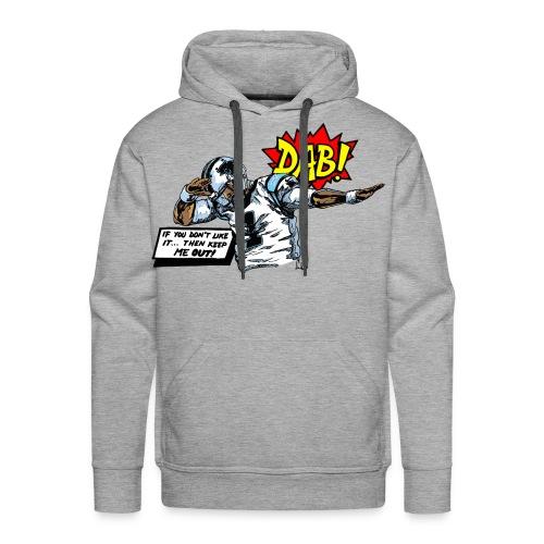 DAB! Comic Hoodie - Men's Premium Hoodie