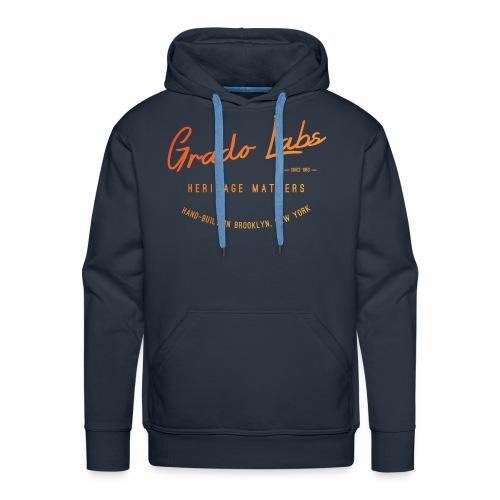 Grado Heritage Sweatshirt - Summer Gradient - Men's Premium Hoodie