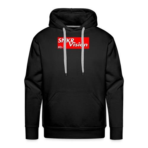 SNKR Vision Hoodie. - Men's Premium Hoodie