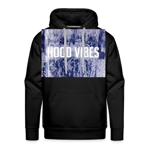 Hood Vibes Hoodie - Men's Premium Hoodie