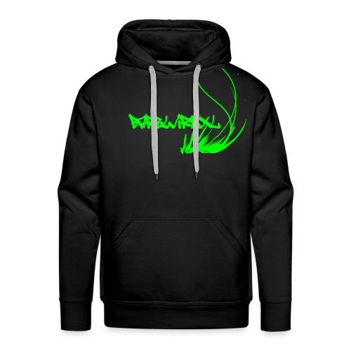 men's logo sweat shirt - Men's Premium Hoodie