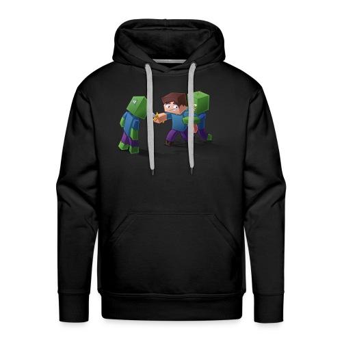 """Evil Mobs"" Sweatshirt - Men's Premium Hoodie"