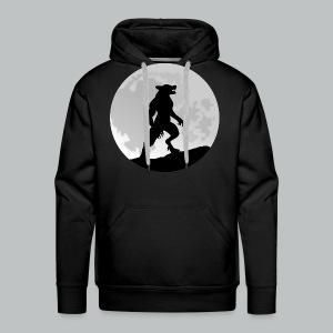 Werewolf - Men's - Men's Premium Hoodie
