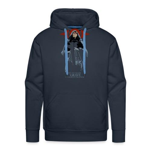 Sith Lord Jar Jar Men's Sweatshirt - Men's Premium Hoodie