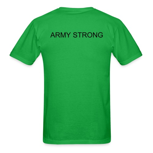 ARMY STRONG - Men's T-Shirt