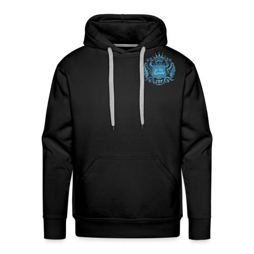 Front/Back Logo Hoodie - Men's Premium Hoodie