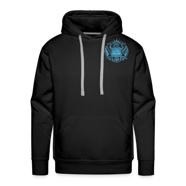 Front/Back Logo Hoodie