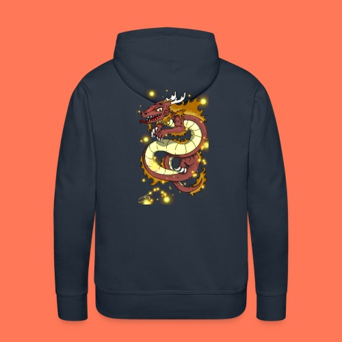 Dragon Hoodie - Men's Premium Hoodie