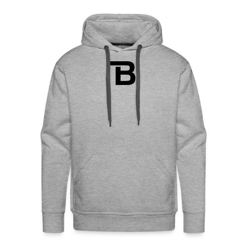 Boozer's Hoodie With Logo - Men's Premium Hoodie