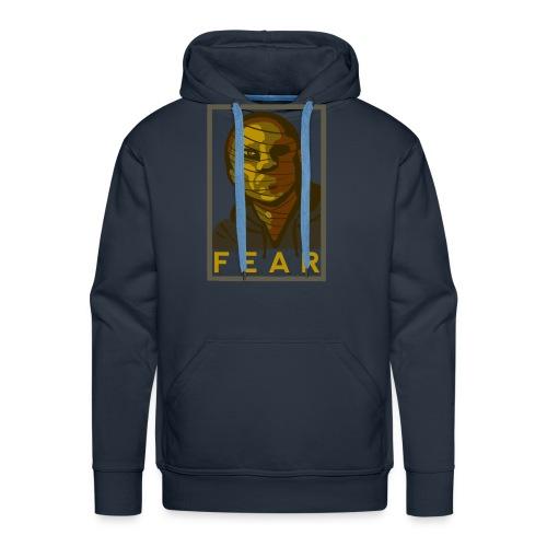 Fear hoodie - Men's Premium Hoodie