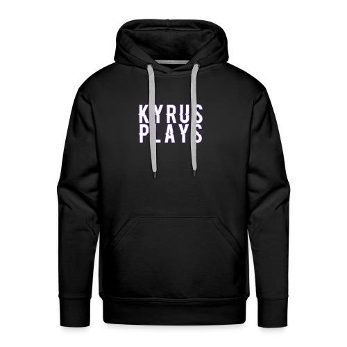 Men's KyrusPlays Hoodie - Men's Premium Hoodie