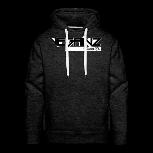 Vegainz Logo Men's Pullover Hoodie - Men's Premium Hoodie
