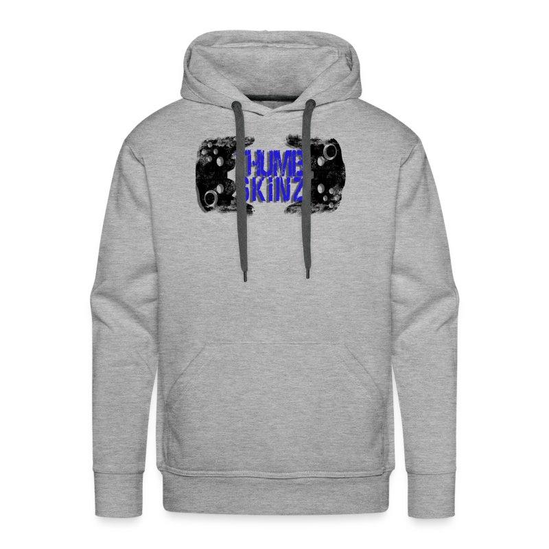12(BLUE) - Men's Premium Hoodie
