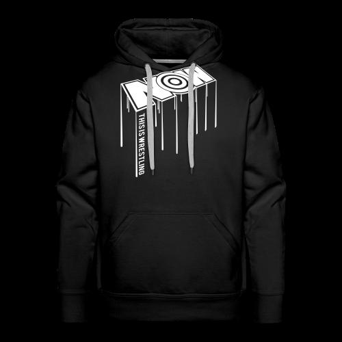 NOW Rising hoodie - Men's Premium Hoodie